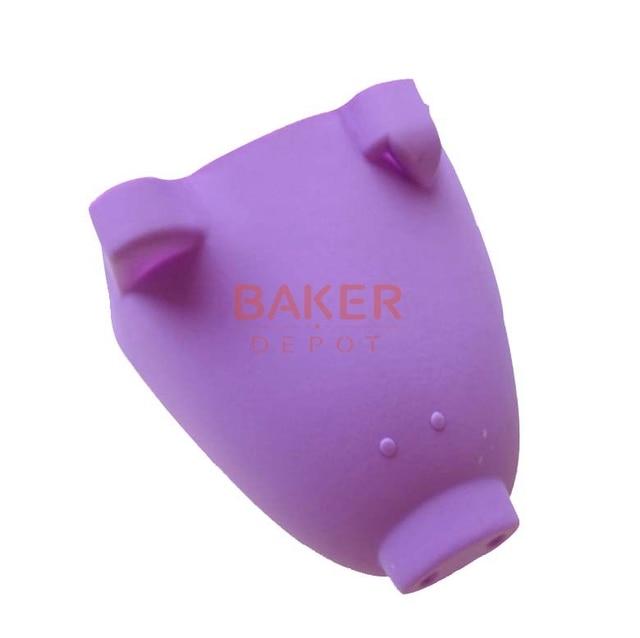 Handschuhe Hitzeschutz Küche | Grosshandel Neuheit Piggy Silikon Handschuhe Hitzeschutz Handschuhe