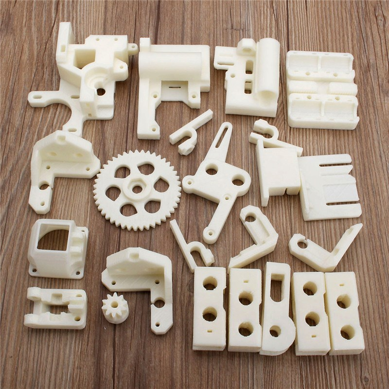 3D Printer Accessories  DIY Brand Rework ABS Plastic Parts KIT For Prusa i3 durable in use High Quality