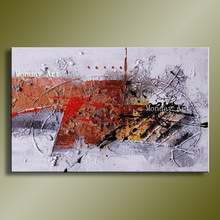 Pop art Hand Painted Abstract Oil Paintings wall pictures Wall Art Canvas painting Artwork picture For Living Room bedroom