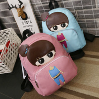 Primary Students Backpack Baby Girl Bag School Bags For Girls Children Backpacks Brand New 3D Print