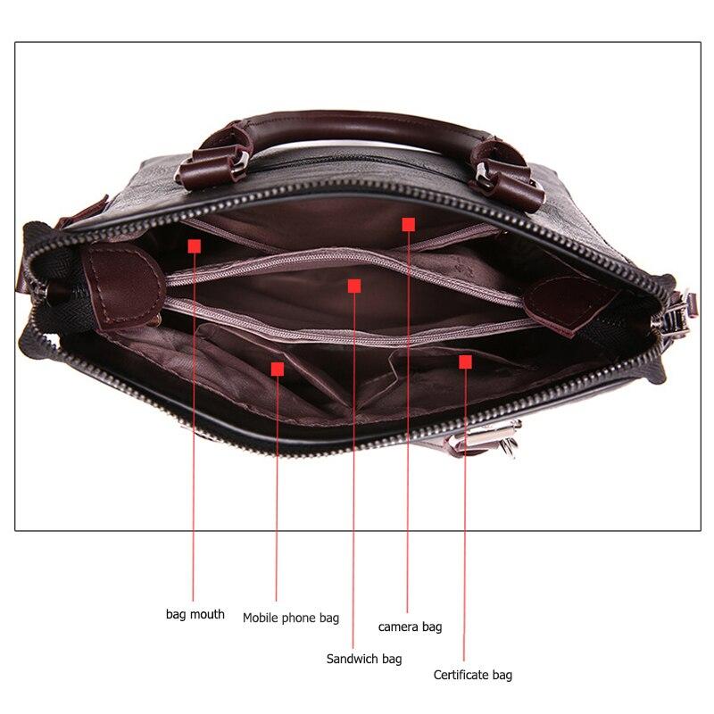 fae251f29cb5 Women s Fashion Handbag Beautiful Lady Crossbody Bag Elegant Pu Leather One  Shoulder Handbags Shopping Bag black-in Shoulder Bags from Luggage   Bags  on ...