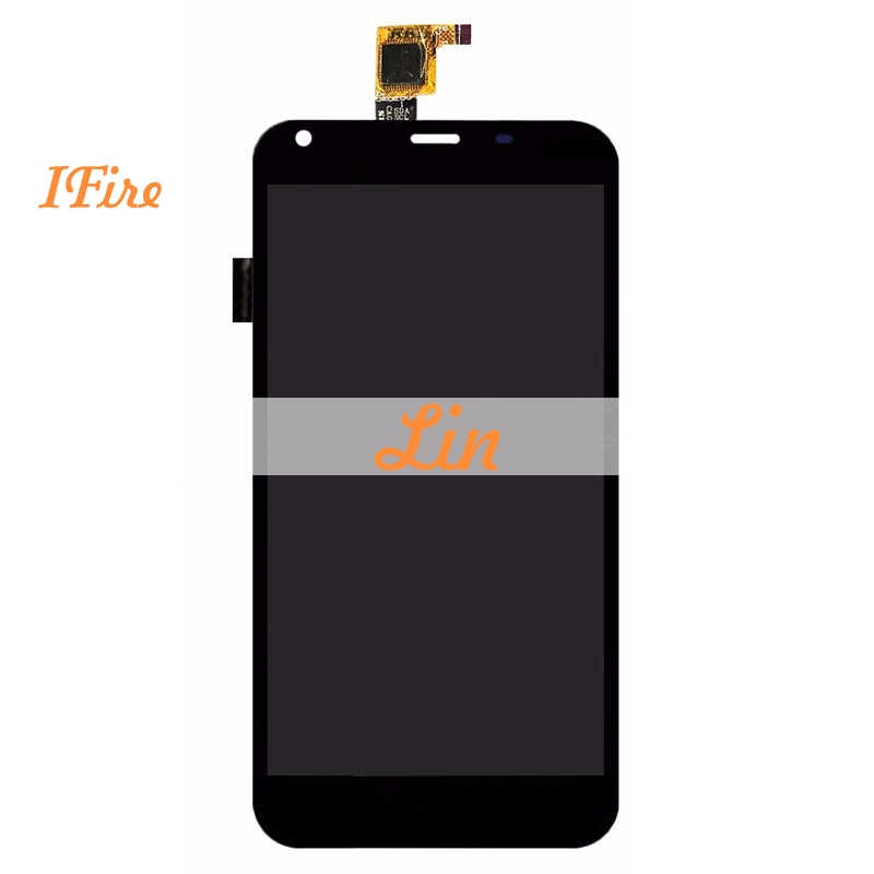 1pcs IFire M7 lcd Screen For ARk Benefit M7 lcd display Screen+touch glass panel digitizer assembly freeshipping with tools