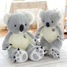 New Arrived Koala Bear Soft Stuffed Toy bear Plush Kids Gift Birthday Factory Supply Whole Sale And Retails