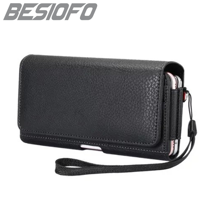 Sport Phone Case For Lenovo K8 K8 Plus S8 S920 Mini With Belt Clip Horizontal Holster Double Pockets Magnetic Pouch Waist Bag