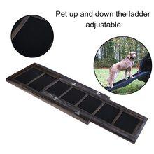 DE Practical Dog Ladder Dog Sport Ladder Solid Wood Environmental Protection Durable Portable Dog Toy Dog Ladder on Aliexpress.com | Alibaba Group