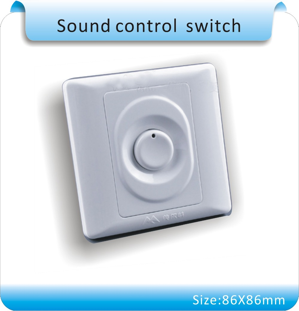 10pcs 86X86mm  White ABS Panel, Livolo New Wall Light  Touch Control Switch, AC 110~250V  Smart Control Switch
