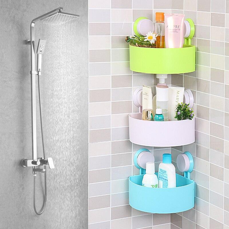 Innovative Wall Mounted Hair Dryer Rack Bathroom Wall Shelf Drainer ...