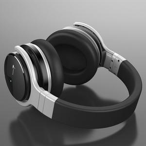 Image 2 - Meidong E7B активный Шум шумоподавления наушники Bluetooth Беспроводной гарнитура с микрофоном за ухо стерео глубокий бас 30 часов проигрывания
