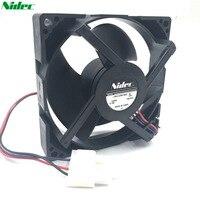 새로운 nidec U92C12MS7BA3-52 z20 12 v 0.10a 냉장 전체 방수 가습기 환기 팬 ip68