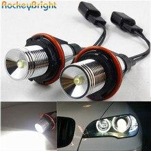 Rockeybright 6 W E39 LED Ojos de Ángel linterna de Ojos de Ángel anillos de  Halo lámpara de niebla OEM para BMW E39 E53 E60 E61 . 08f3fbb66759