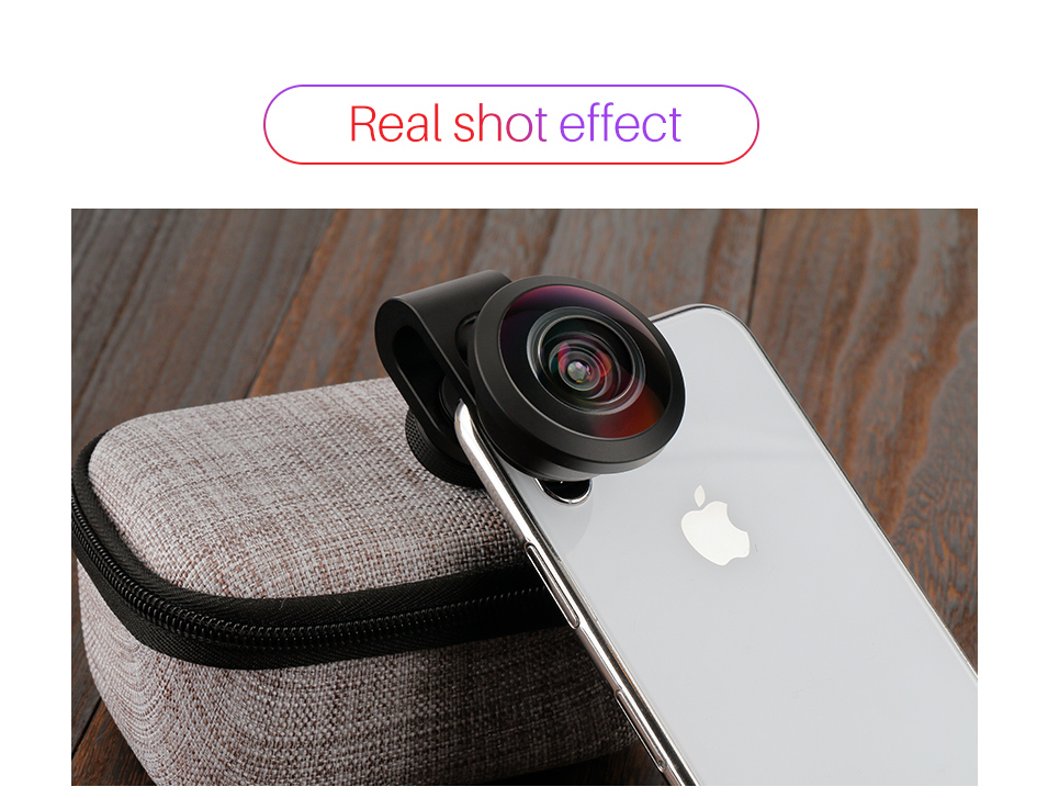 Mobile filter Anamorphic Interface 14