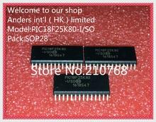 30 ชิ้น/ล็อต PIC18F25K80 I/SO 18F25K80 I/SO PIC18F25K80 18F25K80 SOP28