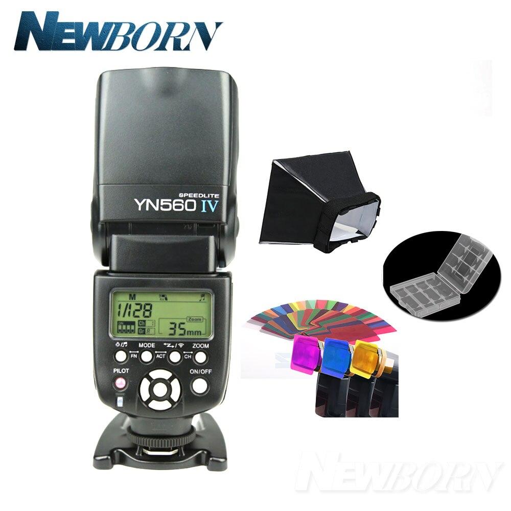 Здесь продается  YONGNUO YN560 IV 2.4G Wireless Flash Speedlite A99 A58 A6000 A3000 A7 A7r A7s NEX-6N YN-560IV For Sony Canon Nikon  Бытовая электроника