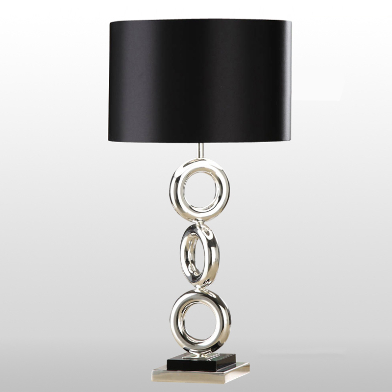 Buy luxury modern black table lamps - Black table lamps for living room ...