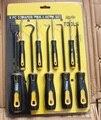 9 unids Car Automotive Removedor de Gancho Y Escogen el Sistema de Junta Tórica Craft Hobby, herramienta de mano