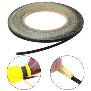 Image 2 - Cinta para tirachinas, 1 rollo, cinta de goma, cinta adhesiva plana para tiro, accesorios de caza