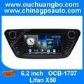 Ouchuangbo Авторадио DVD gps радио мультимедиа навигация для Lifan X50 с MP3 USB SD swc 2015 бесплатная карта России