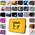 "Zipper Laptop Bag Retail 10"" Mini PC Tablet Netbook Universal 9.7 10.1 Inch Elegant Neoprene Shockproof Inner Bags Case For iPad"