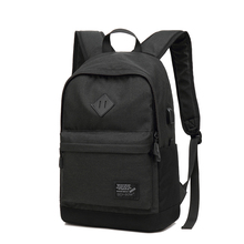 2019 New Charging Backpack Fashion College Wind Waterproof Casual Bag Men And Women Backpack Laptop Student Bag