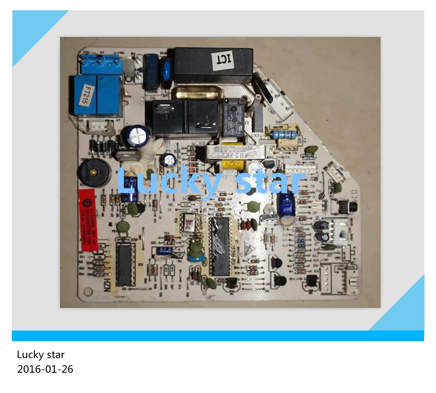 95% new for Haier Air conditioning computer board circuit board KFR-33GW/Z 0010403785 good working 95% new for haier refrigerator computer board circuit board bcd 198k 0064000619 driver board good working