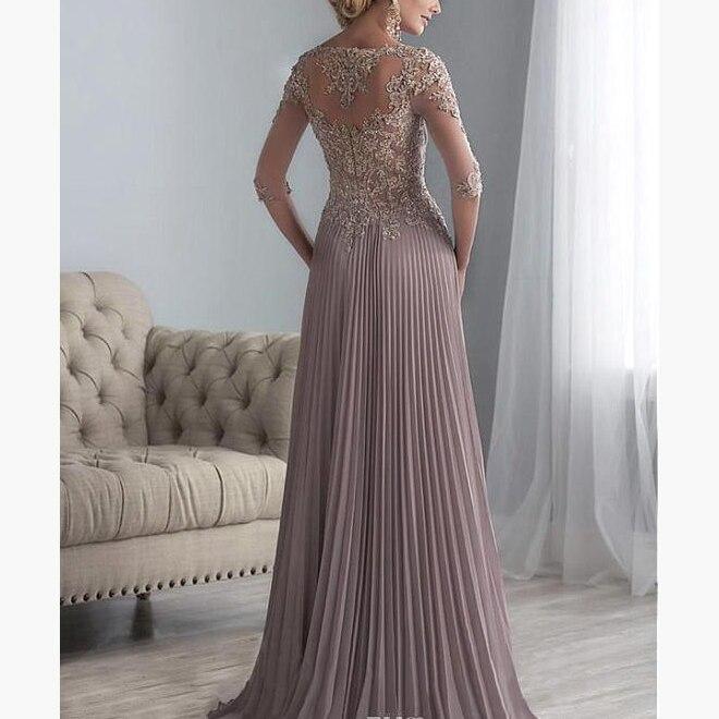 modest-mother-of-the-bride-dresses-lace-applique (2)