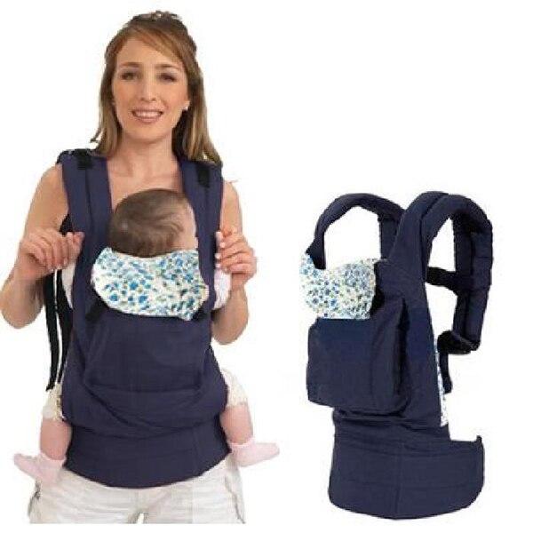 Baby Carrier Multiposition Dark Blue