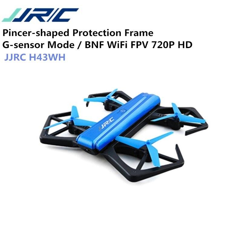 JJR/C jjrc H43WH Mini Pieghevole RTF RC Selfie Drone BNF WiFi FPV 720 P HD Droni Giocattoli di Telecomando DEL CAPRETTO Dei Bambini RC