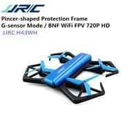 Original Drone JJRC H43WH Mini Foldable RC Selfie Drone BNF WiFi FPV 720P HD Pincer Shaped