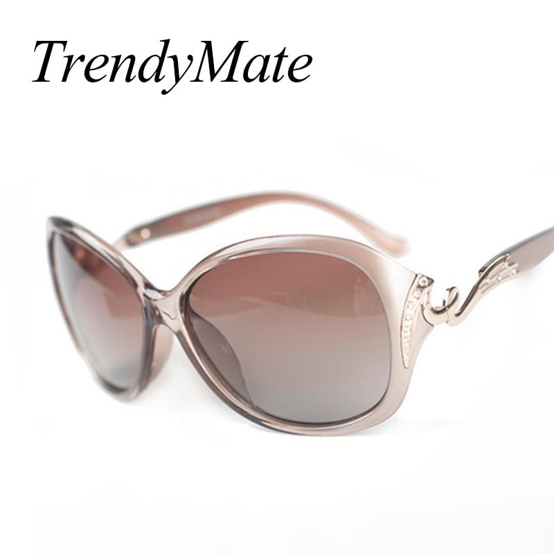 2018 Fashion Polarized Sunglasses Women Luxury Brand Design Sun Glasses Gafas De Sol Polarizadas Oculos De Sol Feminino M088