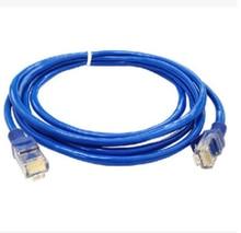MY018 nouveau câble réseau de protection de l'environnement de catégorie 5