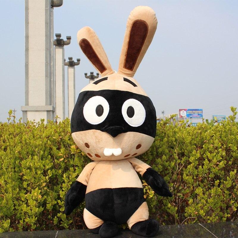 new pirates rabbit font b plush b font toy rabbit doll font b stuffed b font