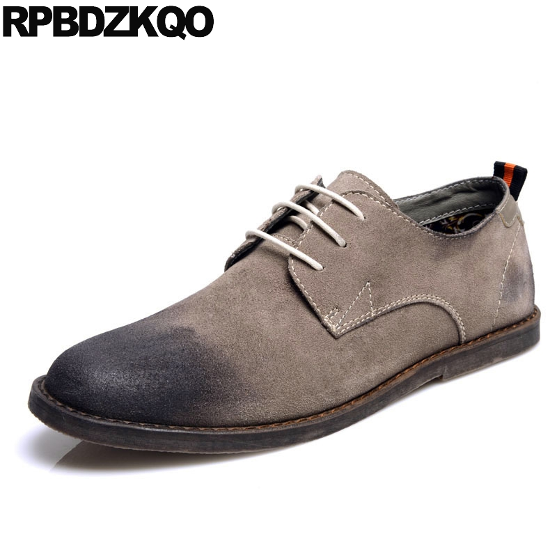 2017 New British Style Footwear European Brush Business Casual Men Shoes Suede Oxfords Fashion Hot Sale Popular Autumn Stylish stylish european autumn