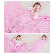 Cellular Blanket Pram Cot Bed Moses Basket Crib Cotton Baby MM5.8