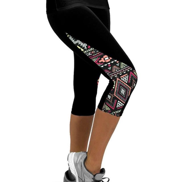 Women Leggings Capris