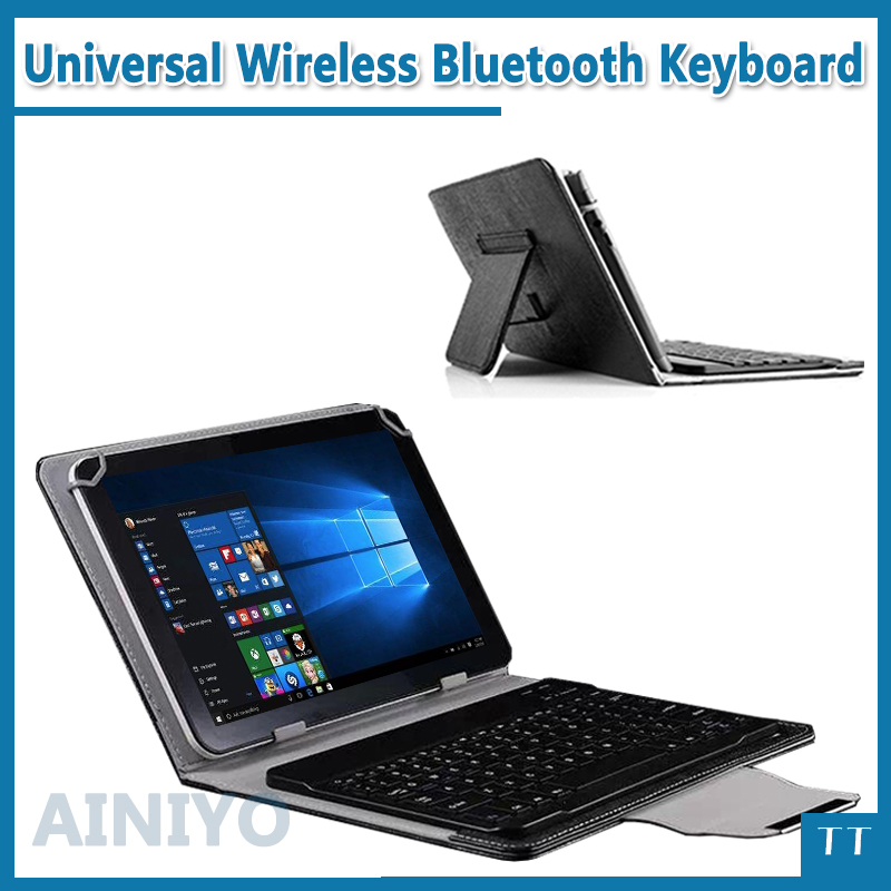 brand new 43e06 c096f Universal Bluetooth Keyboard Case for Lenovo TAB 4 10 TB-X304 F/N TAB4 10  Plus TB-X704F / N Wireless Bluetooth Keyboard cover