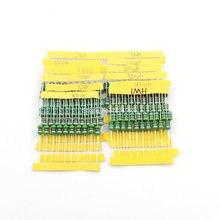 120 шт./лот 0510 DIP 1 Вт 12 видов цветных колец индуктивности каждый 10 индукторов Ассорти набор 2uh-1mh
