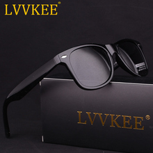 LVVKEE Classic Traveller Style Polarized Mens Sunglasses Womens Vintage Coating