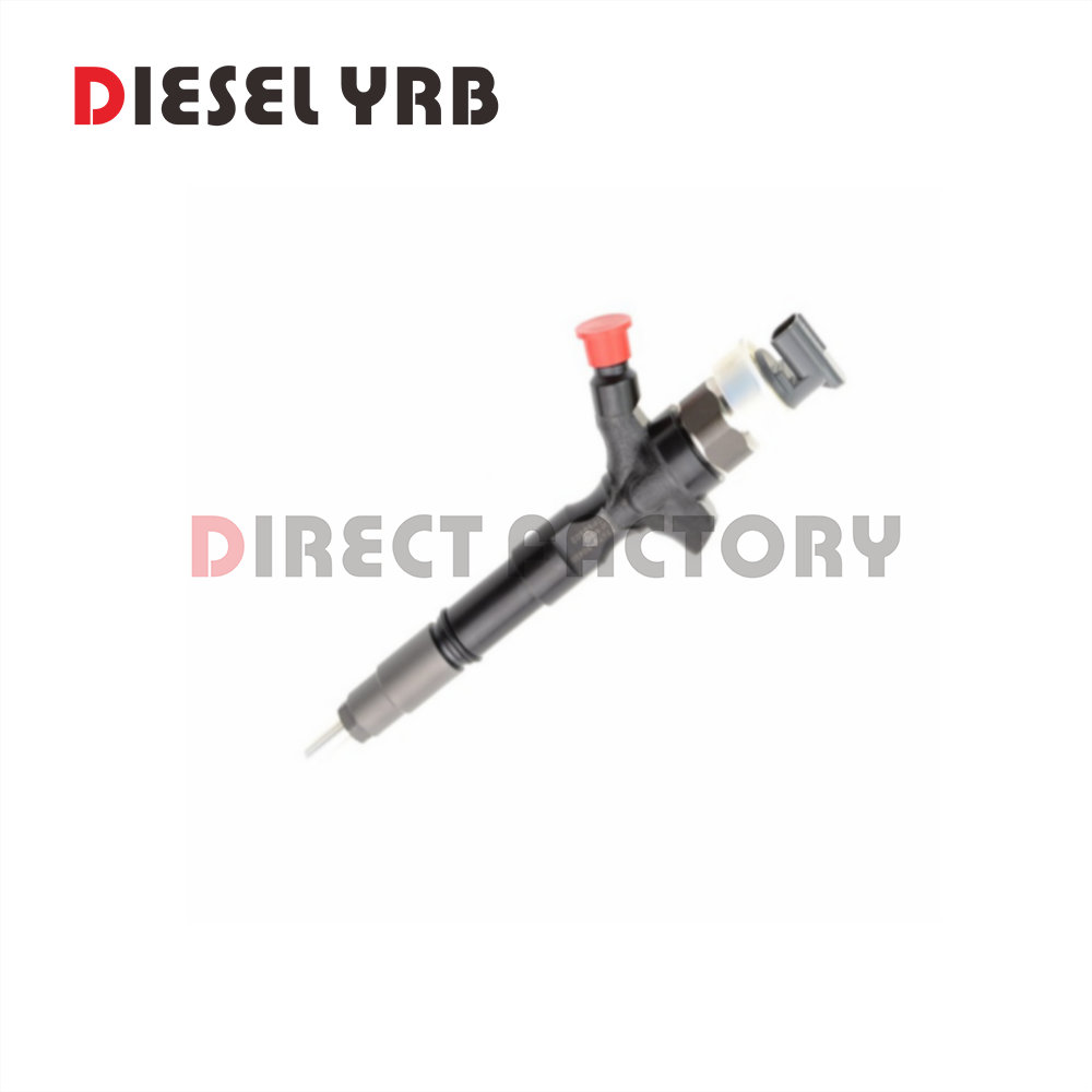 DIESEL COMMON RAIL INJECTOR 095000 7010 23670 39165 for Toyota Hiace 3.0L 1KD FTV Euro 4