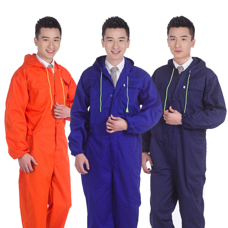 Work Clothing Men Women Working Coveralls Auto repair car beauty Workers Uniforms High Quality Unisex Overalls Plus Size S-5XL