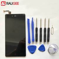 LCD Screen For ZTE Nubia Z9 MAX New High Quality Replacement Accessories LCD Display Touch Screen