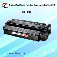 Compatibile per HP C7115A 7115a cartuccia 7115 toner per HP LaserJet 1000/1005/1200/1220/3300/3310/3320/3380