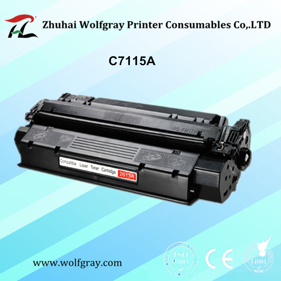 Compatible For Hp C7115a 7115a 7115 Toner Cartridge For Hp
