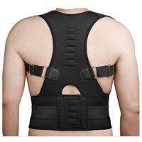 Magnetic Back Posture Support Brace Belts Adjustable Body Shaper Corsets Back Shoulder Corrector Health Care Shapewear
