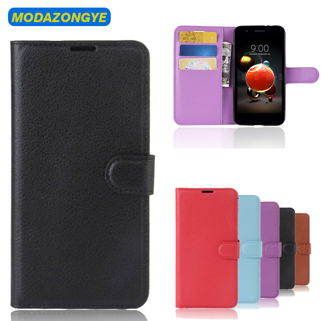 best authentic 0166e b3ec6 US $3.38 15% OFF|For LG K9 Case LG K9 Cover Wallet PU Leather Flip Cover  Phone Case For LG K9 LMX210NMW X210NMW LM X210NMW LG K 9 K9 2018 Case-in  Flip ...