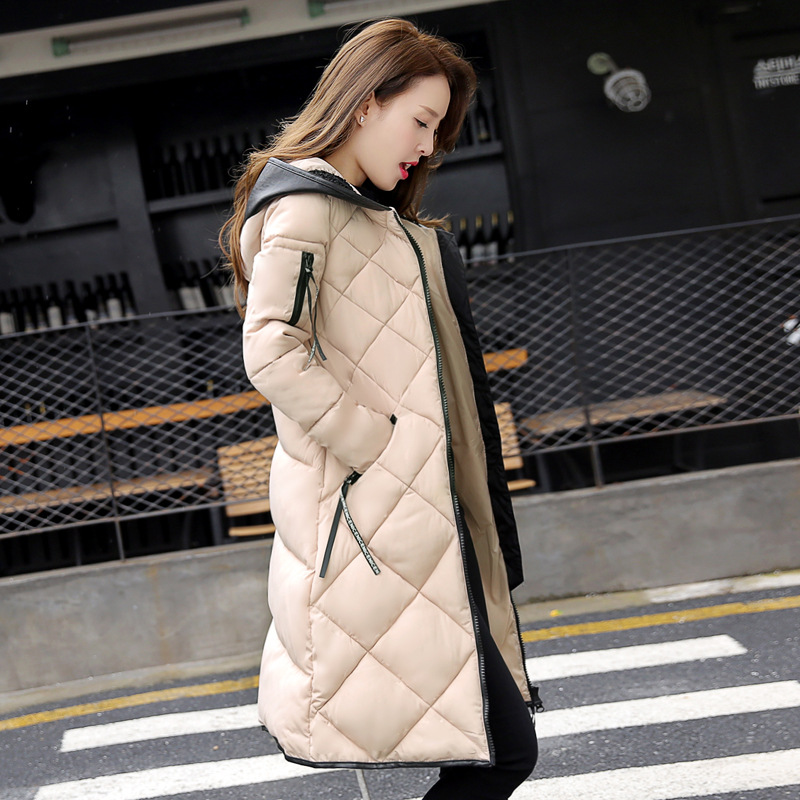 Winter coat New autumn jacket women women warm outwear Thin Padded cotton Jacket coat Womens Clothing