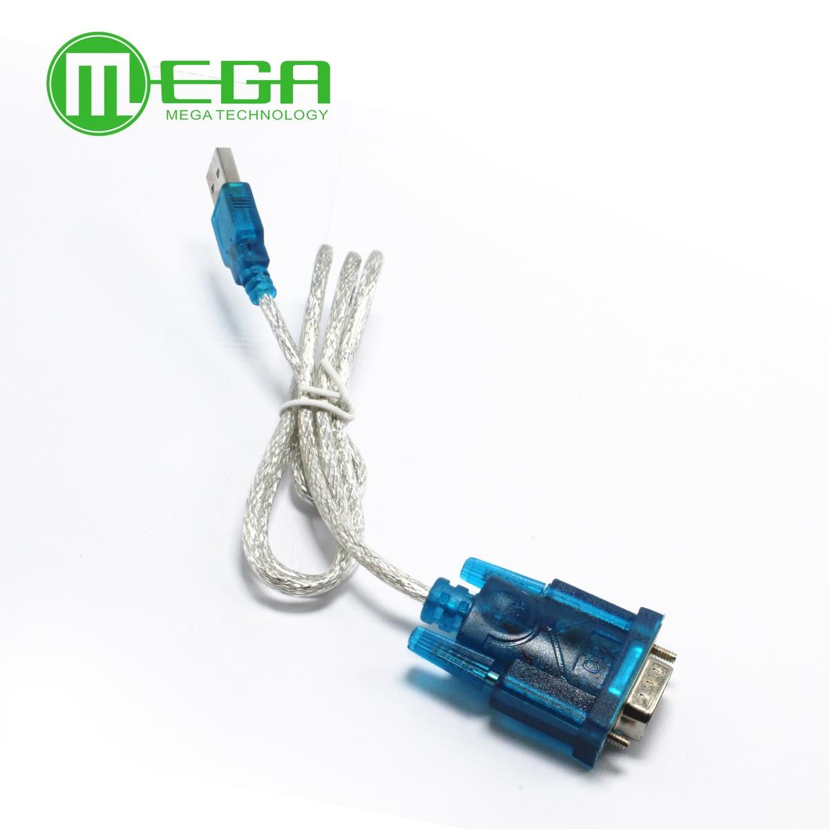 A403 10 stücke USB-RS 232-HL-340 Neue USB Usb-rs232-com-serien PDA 9 pin Db9-kabel-adapter...
