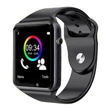 Дешевые K5 Bluetooth Смарт часы наручные часы Для мужчин Спорт Шагомер Поддержка 2 г sim-карты Камера Smartwatch для samsung Galaxy Note 8 5 4 3 2