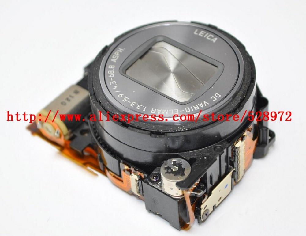 ФОТО 90% NEW Lens Zoom Unit For Panasonic DMC-ZS8 DMC-ZS10 DMC-ZS15 DMC-TZ20 ZS8 ZS10 ZS15 TZ20 Digital Camera Repair Part NO CCD