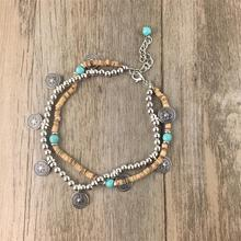 Hippie Women's Anklet / Bracelet