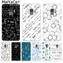 MaiYaCa E=mc2 Mathematical equation Physical formula phone Case for Samsung S9 S9 plus S5 S6 S6edge S6plus S7 S7edge S8 S8plus(China)